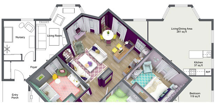 A D I D Advance Diploma In Interior Designing